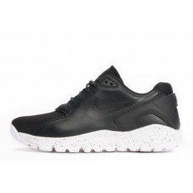 Nike Koth Ultra Low Black Leather мужские кроссовки