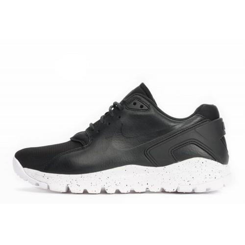 Nike Koth Ultra Low Black Leather мужские кроссовки