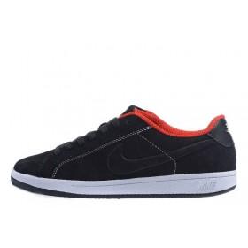 Nike Main Draw SL Black Red мужские кроссовки