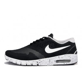 Nike SB Eric Koston 2 Max Black White мужские кроссовки