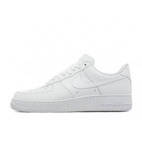 Nike Air Force Low White женские кроссовки