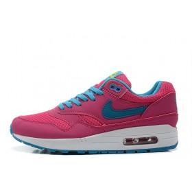 Nike Air Max 87 Blue Pink женские кроссовки