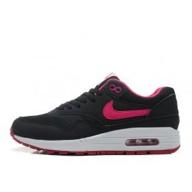 Nike Air Max 87 Black Pink женские кроссовки