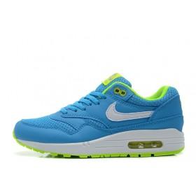 Nike Air Max 87 Blue Green женские кроссовки