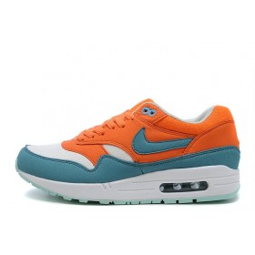 Nike Air Max 87 Green Orange женские кроссовки