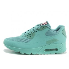 Nike Air Max 90 Hyperfuse Apple Green женские кроссовки