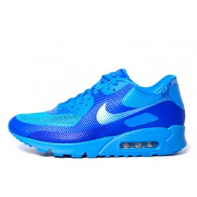Nike Air Max 90 Hyperfuse Blue Sky женские кроссовки