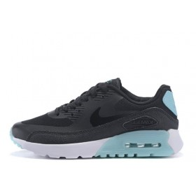 Nike Air Max 90 HyperLite Black Sea Blue женские кроссовки