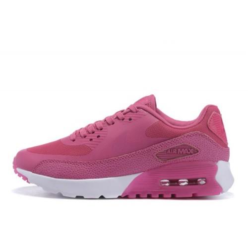 Nike Air Max 90 HyperLite Pink женские кроссовки