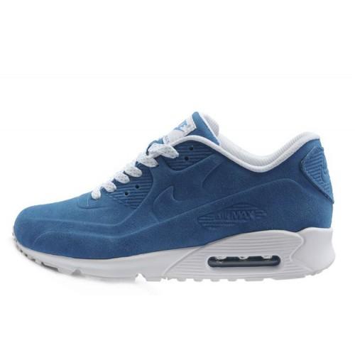 Кроссовки Nike Air Max 90 VT Blue White женские
