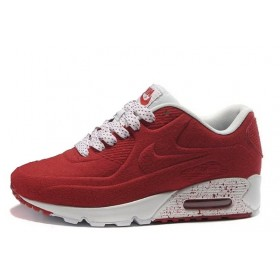 Nike Air Max 90 VT Tweed Red женские кроссовки