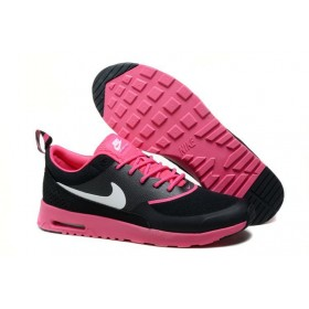 Nike Air Max Thea Black Pink женские кроссовки