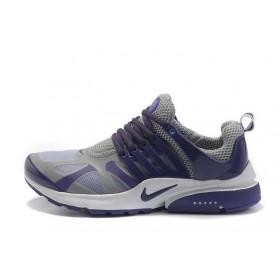 Nike Air Presto Blue Grey женские кроссовки для бега