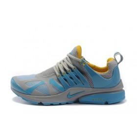Nike Air Presto Grey Blue женские кроссовки для бега