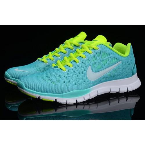 Nike Free TR Fit 5.0 Mint женские кроссовки для бега
