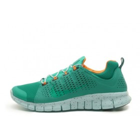 Nike Free Powerlines 2 Turquoise женские кроссовки для бега
