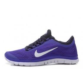 Nike Free Run 3.0 V5 Purple женские кроссовки для бега