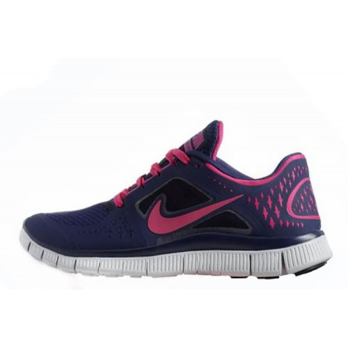 Nike Free Run 5,0 Blue женские кроссовки для бега