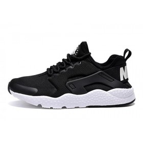 Nike Huarache Grey And Black женские кроссовки