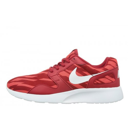 Nike Kaishi Print Gym Red White женские кроссовки