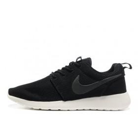 Nike Roshe Run II Classic Black женские кроссовки
