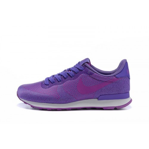 Nike Internationalist HPR Purple женские кроссовки