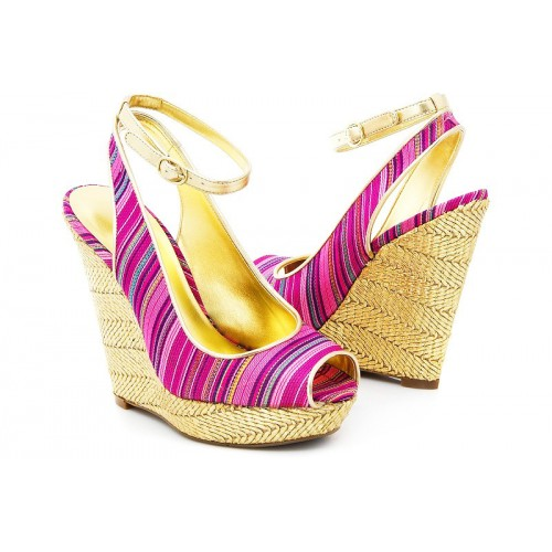 Босоножки Nine West Karmic Pink