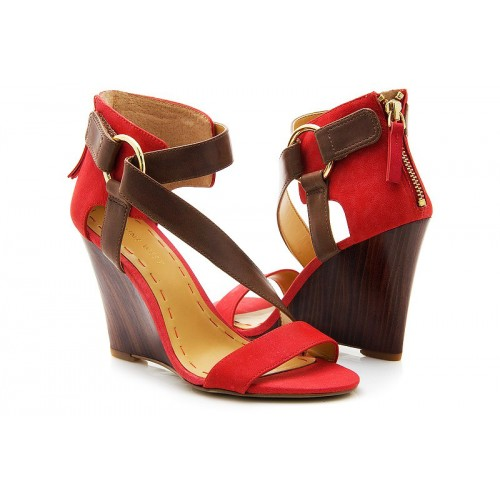 Босоножки Nine West Meliss Red