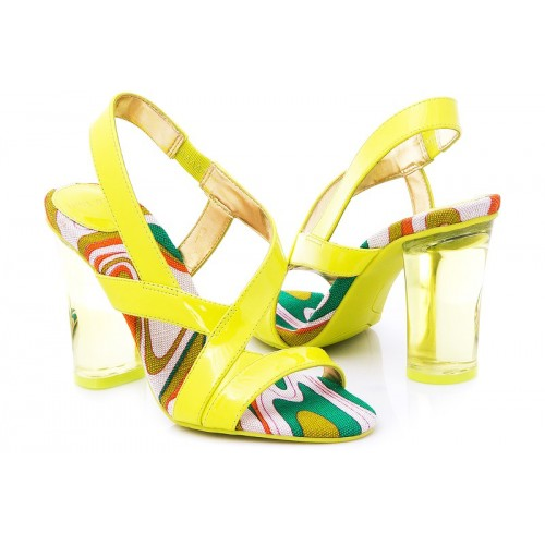 Босоножки Nine West Perpetural Lime