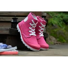 Palladium Pampa Hi Pink женские ботинки