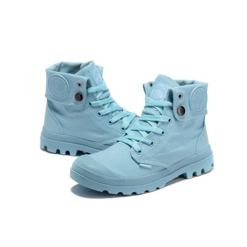 Palladium Baggy Light Blue женские ботинки