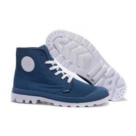 Palladium Pampa Hi Blue мужские ботинки