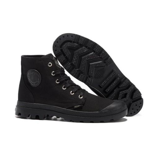 Palladium Pampa Hi Black мужские ботинки