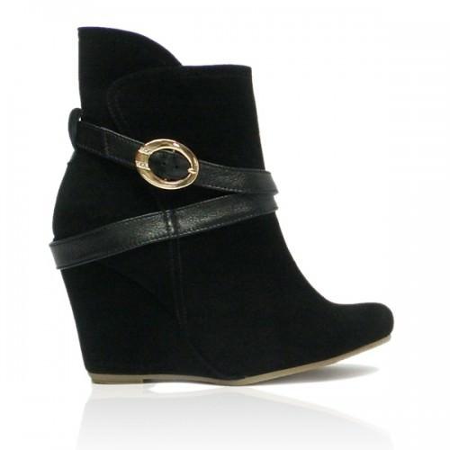 Ботинки женские Passo Avanti 3320 Black