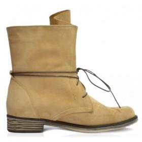 Ботинки женские Passo Avanti 4307 Beige