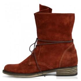 Ботинки женские Passo Avanti 4307 Red