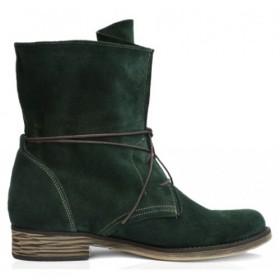 Ботинки женские Passo Avanti 4307 Green