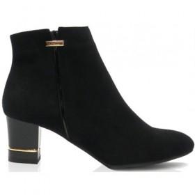 Ботинки женские Passo Avanti 3303 Black