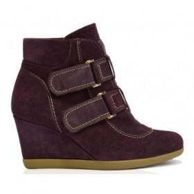 Ботинки женские Passo Avanti 4304 Purple