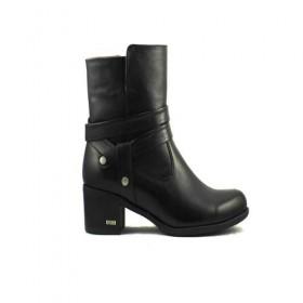 Ботинки женские Passo Avanti 5302 Black