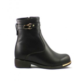 Ботинки женские Passo Avanti 5301 Black