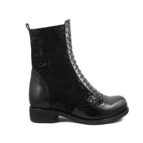 Ботинки женские Passo Avanti 5319 Black