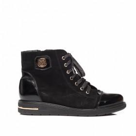 Ботинки женские Passo Avanti 5322 Black