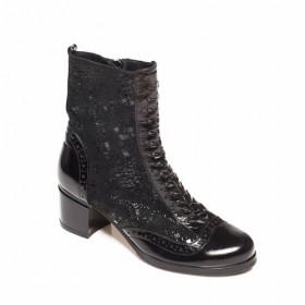 Ботинки женские Passo Avanti 5313 Black