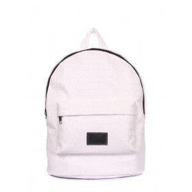 Рюкзак Pool Party Backpack Croco White