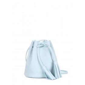 Кожаная сумка Pool Party Bucket Blue