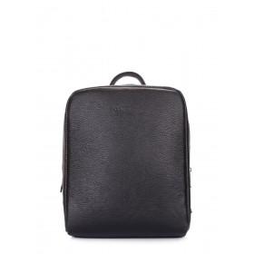 Кожаный женский рюкзак Pool Party Cult Leather Black