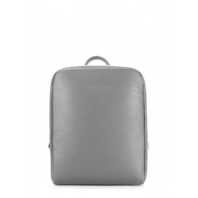 Кожаный женский рюкзак Pool Party Cult Leather Grey
