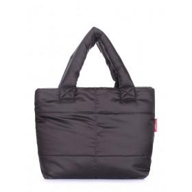 Женская сумка Pool Party Fluffy Black