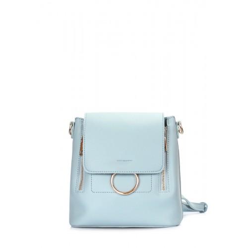Женская сумка-рюкзак Pool Party Zipp Blue